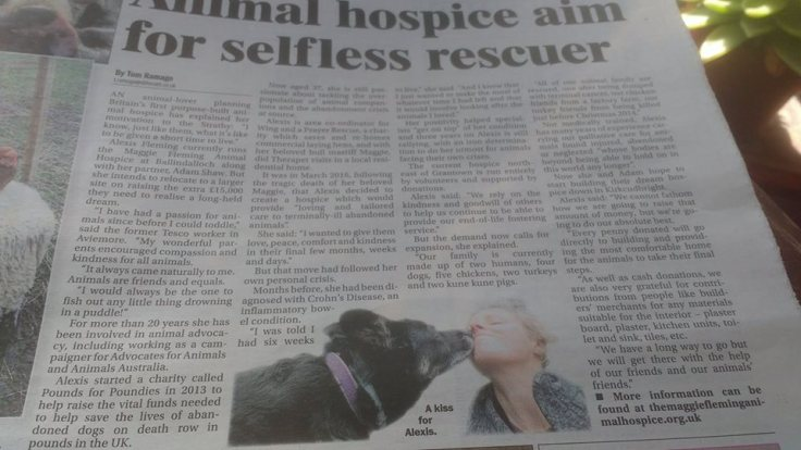 Article in the Strathy 10th May 2018 2.jpg